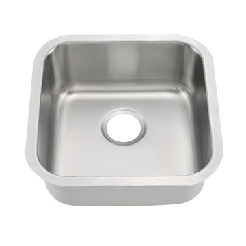 4545A Unterbau Single Bowl Bar Spüle