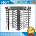 Kode HS Retractable Kursi Roda Full Height Turnstile