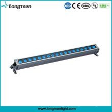 Hohes helles im Freien Ce RGBW 4in1 DMX 18 * 10W Licht IP65 LED Wall Washer