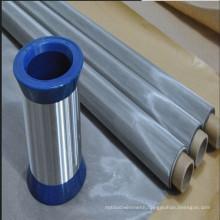 50 Mesh X0.24mm Twill Weave Stainless Steel Wire Net