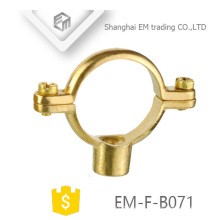 EM-F-B071 Abrazadera de tubo colgante de latón