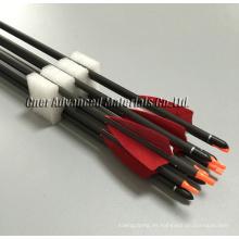 Flecha de fibra de carbono OEM