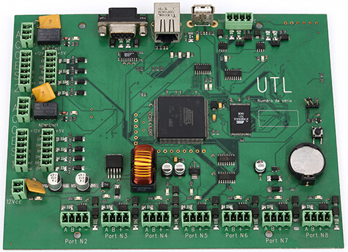USB Speakers Circuit Board