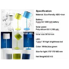 Luz solar de mesa para estudiar