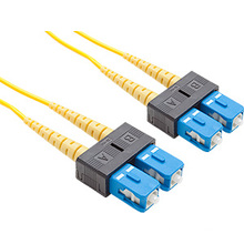 Fabricante profissional sc para sc sm mm 9/125 cabo de conexão de cabo de fibra óptica