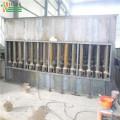 Colector de polvo de ciclón múltiple de alta eficiencia para caldera de biomasa