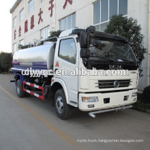 6000L left hand drive water truck for sale