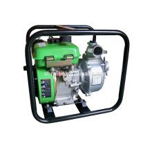 Pompe d'irrigation agricole de 2 pouces, Pompe à air comprimé à 4 temps, Meilleur prix Pompe à eau chaude portative