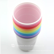 CE FDA approved PP disposable 5oz dental plastic cup