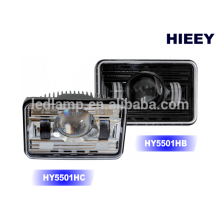 "LED Projector headlight ,4""*6"" DOT compliant with high beam and low beam"