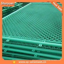 chain link gate/chain link fence gate/used chain link fence gate