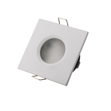 Downlights IP44 coupe-feu Square GU10 G5.3