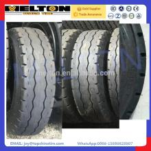 alto contenido de caucho 8.00-16.5 camión ligero Neumático