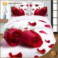 3D Blue rose floral bedding set queen s sets bedclothes bed linen sheet duvet quilt cover bedsheet flower