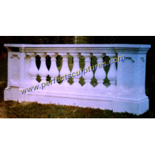 Stone Marble Granite Stair Baluster with Balustrade (LG001)