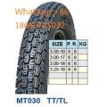 Мотоцикл шин/мотоцикл шина 3,00 18hot продажа шаблон