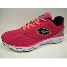Las mujeres luz transpirable malla Casual zapatos de footing