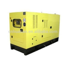 Diesel Generator with 65db noise level silent canopy