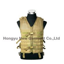 Vest militar tático com sistema de Molle para o exército (HY-V035)