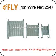 Red de alambre de hierro de alta calidad