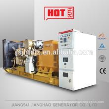 8 Cylinder diesel generator set with Jichai engine