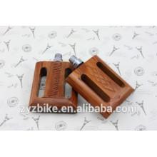 Pedales de bicicleta vintage pedal de bicicleta retro de lignum vitae para bicicleta fija bicicleta pedal crank brothers