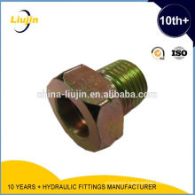 With 10 years experience factory supply 37 swivel to male metric parallel thread