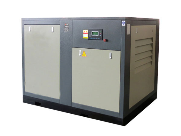Industrial Electric Lubricated 75kw Screw Air 1Compressor