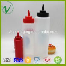 Bouteille compacte en plastique LDPE en gros