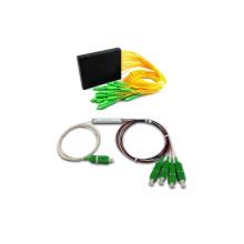 ABS Module Coupler Gpon / Epon Optical Fiber PLC Splitters