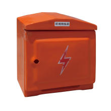 Power Distribution Cabinet FRP Schrank