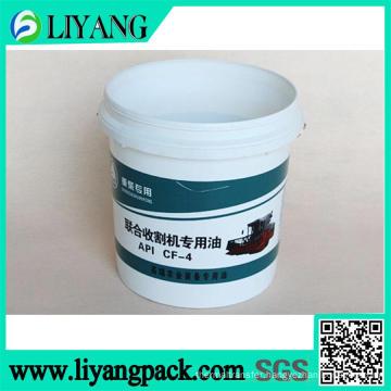 Heat Transfer Film for Specialized Oil Bucket