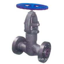ASME forgé Presure Seal Globe Valve