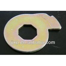 Fábrica pré-fabricada de fabricação de estampagem de metais zincados