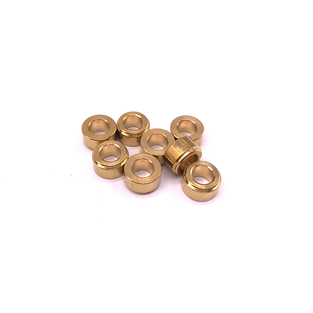 Custom Brass Spacer