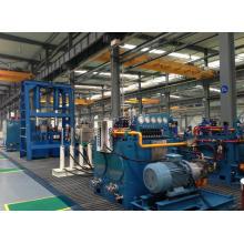 Sistema hidráulico de todos los engranajes del cabezal hidráulico