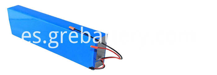 Rechargeable Lithium Ion Battery Transportation 36V Li On Battery for E bike and Scooter
