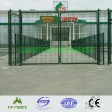 Porta de vedação de segurança