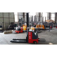 Full electric stacker, electric forklift in China
