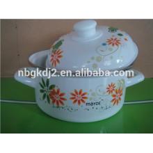эмалированную кастрюлю посуду с металлической крышкой эмалированной посуде посуда с металлической крышкой имя продукта :эмалированную кастрюлю посуду с крышкой металла