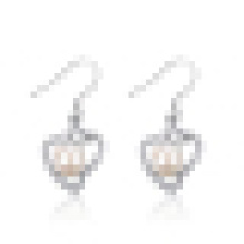 Women′s Fashion Personality Freshwater Shell Pearl Earrings
