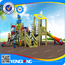 Children Wood Playground