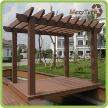 Composite Wood Pergola Without MOQ Limited