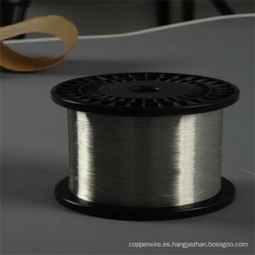 Aluminio revestido alambre de acero alambre único de aluminio