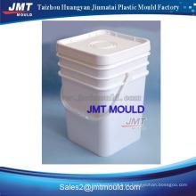 Empresa de molde de cubo de inyección personalizada de plástico