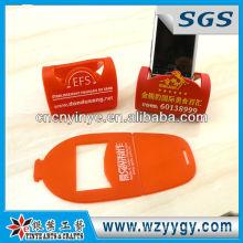 3D Pvc Mobile Phone Holder For Promotion