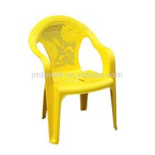 Diseño moderno personalizado proveedores taburete silla de plástico molde