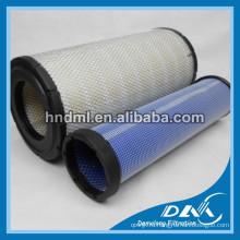 Замена элемента воздушного фильтра воздушного компрессора DONALDSON P611190, P611189. Элемент воздушного фильтра воздушного компрессора DONALDSON P611190, P