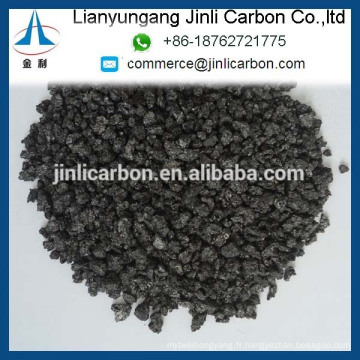 additif carbonisé de coke de pétrole graphitisé
