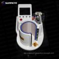 Máquina pneumática da imprensa do calor da companhia do sunmeta, impressora quente da caneca da sublimação da venda